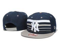 New Era MLB New York Yankees Snapback Hats Caps Navy 3746! Only $8.90USD