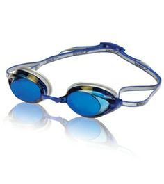 Speedo Vanquisher 2.0 Mirrored Goggle at SwimOutlet.com