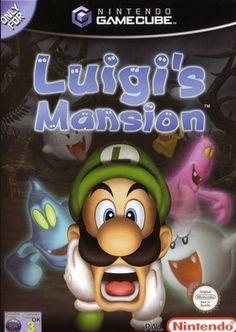 Luigi's Mansion [Pal] [Español] [NGC]