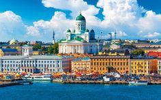 Εξι κάτοικοι μας ξεναγούν στα αγαπημένα τους μέρη στην πολυπολιτισμική φινλανδική πρωτεύουσα, με τα υπέροχα πάρκα και την εντυπωσιακή ακτογραμμή.