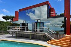 Woodroffe Clifftop House, Auckland NZ