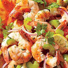 Quick Pickled Shrimp | MyRecipes.com