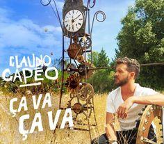 Claudio Capéo présente son nouveau clip  http://xfru.it/13XC2k