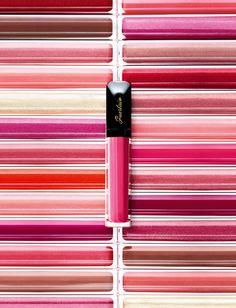 La nueva paleta de Gloss d'Enfer P-V 2013. No sabría escoger sólo uno!