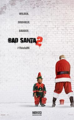 Watch the Movie Bad Santa 2 For Free and in High Quality