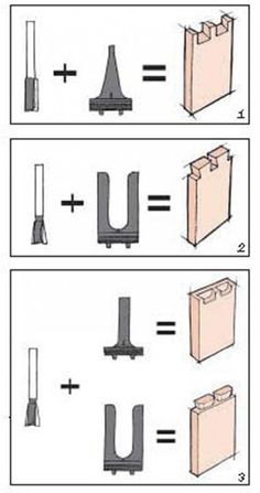 1062 dovetail jig plans joinery tips jigs and for Dovetail template maker