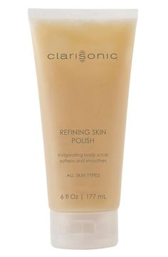 CLARISONIC® Refining Skin Polish Body Scrub available at #Nordstrom