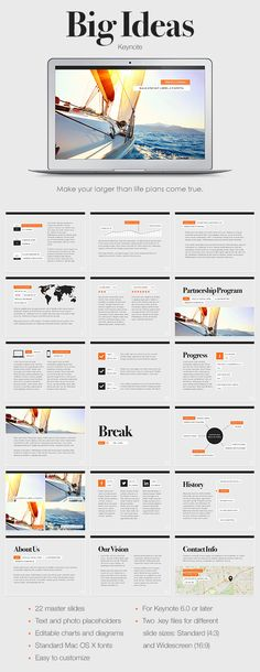 This 20-Slide Powerpoint Business Timeline Template Features