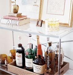 Definitely want something like this one day. Knowing how to mix drinks would be a good first step.