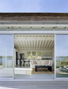Adventurous Design Quest: Montauk Lake House by Murdock Young Architects