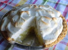 This is one of my families holiday dessert favorites. The lemonade gives it the extra twist.