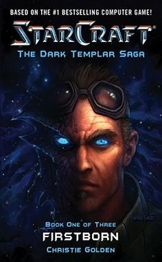 """StarCraft: The Dark Templar Saga"" by Christie Golden. This novel trilogy is about the early history of he Protoss and that is absolutely fantastic."
