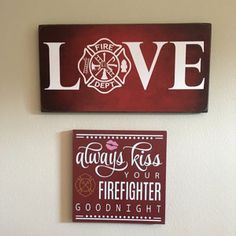 Jamie Haren added a photo of their purchase Fireman Wedding, Firefighter Wedding, Firefighter Decor, Unique Gifts, Great Gifts, Bridal Registry, Fire Dept, Fire Department, Fathers Day