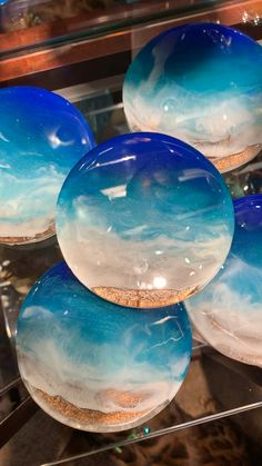 Diy Resin Art, Diy Resin Crafts, Coaster Art, Clear Epoxy Resin, Diy Coasters, Diy Wall Art, Resin Jewelry, Slime, Crafts For Kids