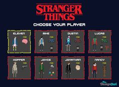 Okay, but can I fangirl over the fact that there is AN ACTUAL Stranger Things game?!?!!?