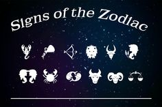 """This set is part of the """"astrology"""" collection. Zodiac signs are made in a minimalist style in 2 formats """" EPS, AI"""". This product is perfect for your horoscope and other projects."""