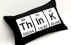 Chemistry-Inspired Pillow