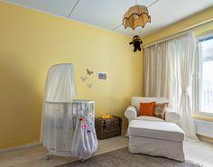 Vauvan huone Jätkäsaari Helsingissä