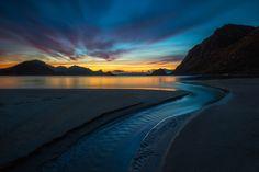 Blue River... by Pawel Kucharski on 500px