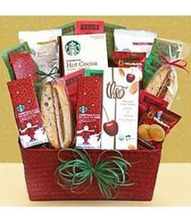 Starbucks Holiday Gift Basket  $69.99