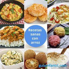 El arroz es un cereal con excelentes propiedades nutritivas y energéticas. Y además es ideal para los niños celíacos ya que no contiene gluten. http://www.guiainfantil.com/recetas/arroces/recetas-de-arroces-sanas-y-saludables-para-los-ninos/