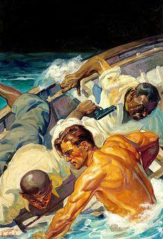 WALTER MARTIN BAUMHOFER (American, 1904-1987). | Explore ond… | Flickr - Photo Sharing!