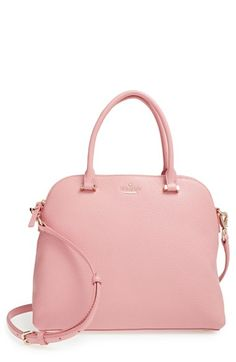 kate spade new york 'emerson place - margot' satchel available at #Nordstrom in black