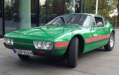 Never This Nice: Restored Volkswagen SP2