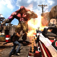 Rage Z Multiplayer Zombie FPS Android [APK MOD]