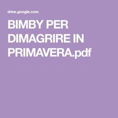 BIMBY PER DIMAGRIRE IN PRIMAVERA.pdf