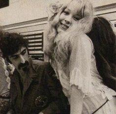 Frank Zappa, Pamela Des Barres