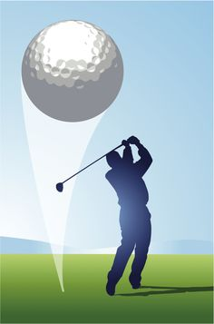 Golf swing image