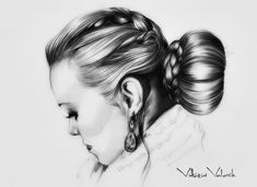 Custom Portrait Pencil Drawing from your photo, Portrait sketch, Portraits by commission, Portrait