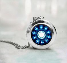 22 of the Geekiest Pieces of Jewelry | Iron Man