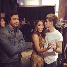 Lol. Alex and Sierra, I love Niall!
