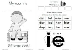 Diftonge Boek 1 VB2 Grade R Worksheets, Worksheets For Kids, Quotes Dream, Life Quotes Love, Robert Kiyosaki, Napoleon Hill, Tony Robbins, Afrikaans Language, Kids Education