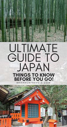 A Comprehensive Guide to Japan for First Time Visitors | Rhiannon Travels