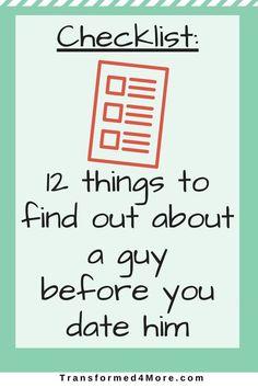 Christian hookup advice for teenage guys