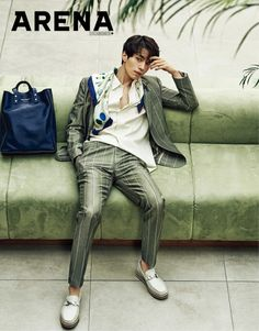 Lee Dong Wook - Arena Homme+