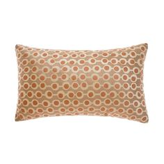 Pursuit Spot Cushion 35x50cm | Freedom Furniture and Homewares Freedom Furniture, Scatter Cushions, Copper Color, Soft Furnishings, Queen Size, Lounge, Bed, Garden, Accessories