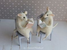 Image result for making felted mice
