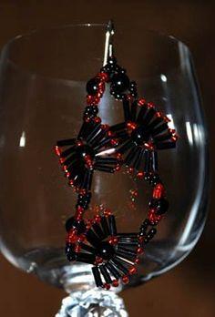 bracelet from bugle beads!!!!