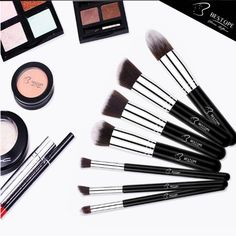 Amazon.com: BESTOPE Makeup Brushes 8 Pieces Makeup Brush Set Professional Face Eyeliner Blush Contour Foundation Cosmetic Brushes for Powder Liquid Cream: Beauty  https://www.amazon.com/gp/product/B00HSE4WJG/ref=as_li_qf_sp_asin_il_tl?ie=UTF8&tag=rockaclothsto_kozmetika-20&camp=1789&creative=9325&linkCode=as2&creativeASIN=B00HSE4WJG&linkId=fc9344672defea5bb437eab05c934239