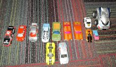 LOT OF 13 DIECAST HOT WHEELS AND OTHER CARS, GUC  #HOTWHEELS