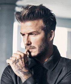 Top 16 Hottest Men's Hairstyle 2016-2017