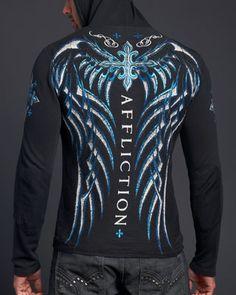 Affliction sweatshirt
