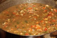 Crawfish Etoufee - This is the best recipe!