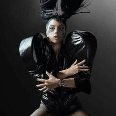 Lady Gaga (Swiss Watch Brand Tudor)