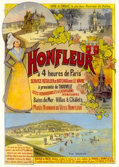Affiches anciennes de France