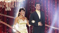DWTS Season 8 Spring 2009 Gilles Marini and Cheryl Burke